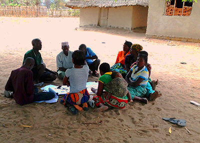 Climate Change Hazard and Vulnerability Mapping in Lupanga Village, Malawi. ARCC researchers found that they could increase acceptance of study findings and enhance its relevancy (salience) by engaging local people in the assessment process.