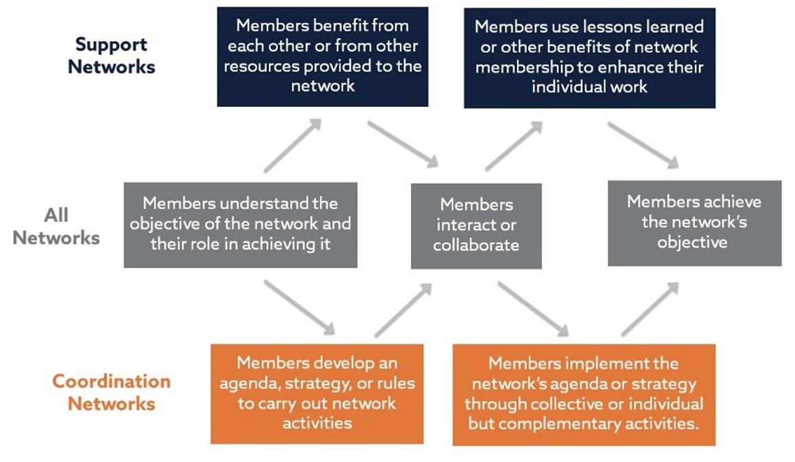 IRI Network Results Chain