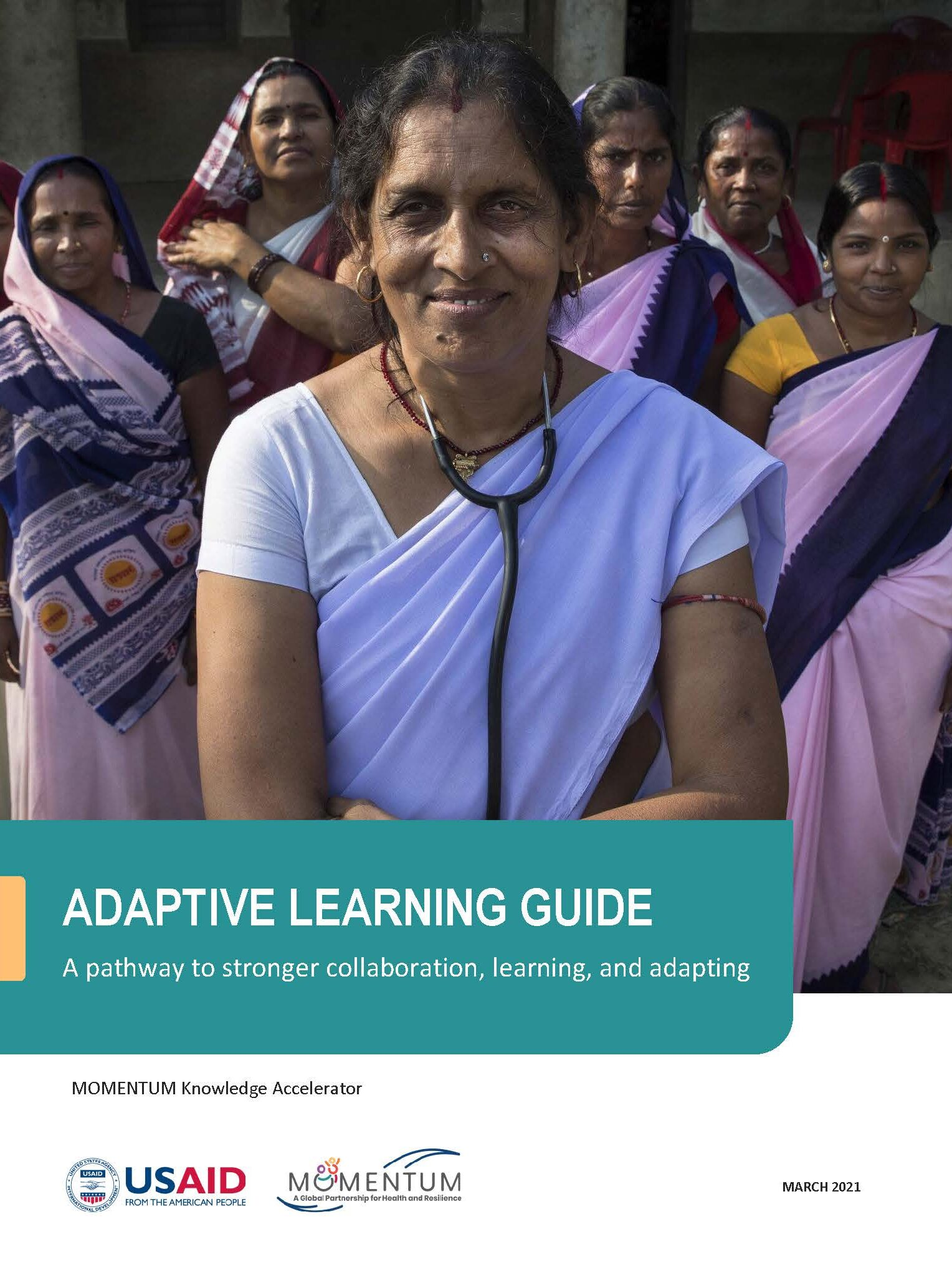 Adaptive Learning Guide Cover