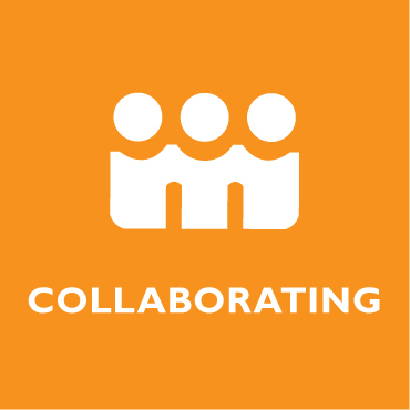 box with collaborating