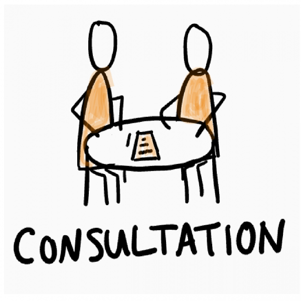 Type of collaboration - consultation