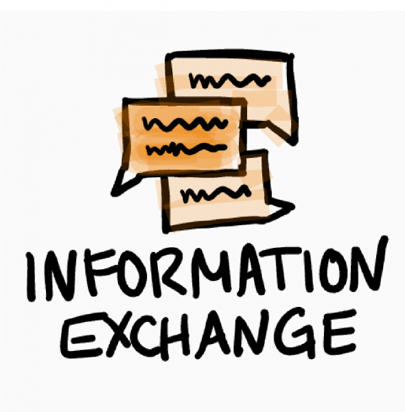 Type of collaboration - information exchange