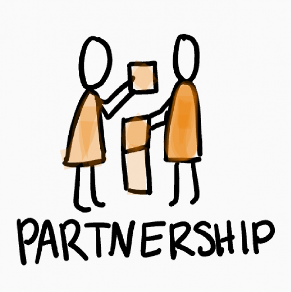 Graphic - Partnership